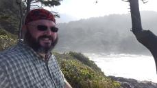 Nate at Cape Perpetua